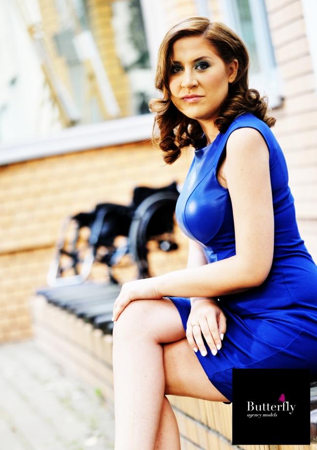 Monika Buczyńska, fot. Dariusz Gajko