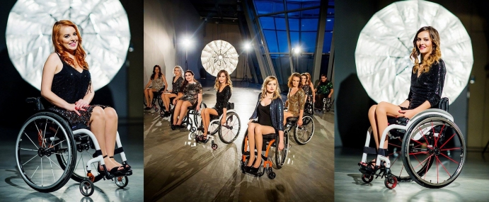 Klip promujący Miss World Wheelchair!