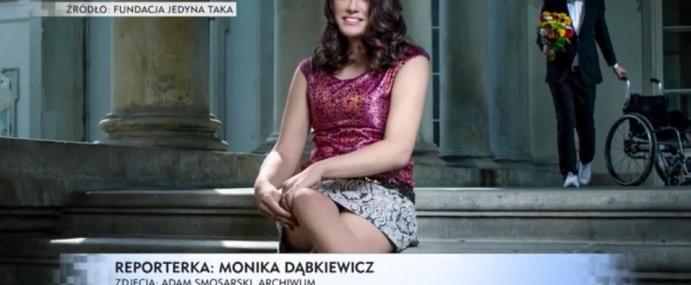 Superstacja na temat kalendarza Miss Polski na Wózku!